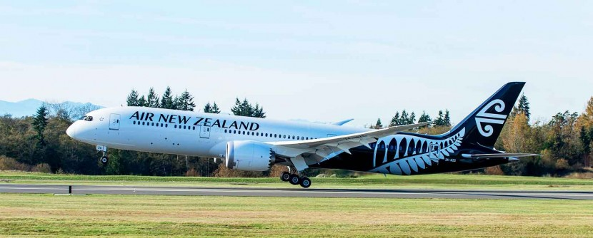 Air New Zealand to use 787-9 Dreamliner for Fiji flights from November