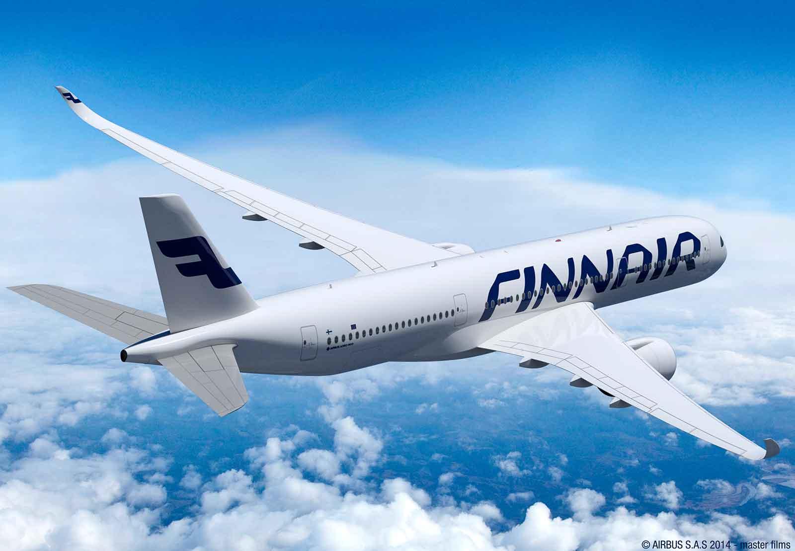 Finnair A350 #FinnairA350