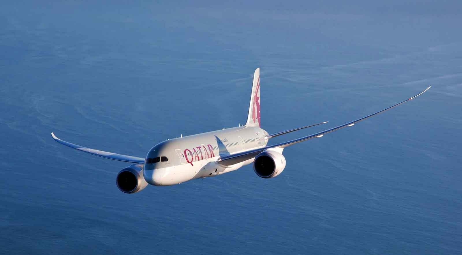Qatar Airways begin flights from Edinburgh to Doha