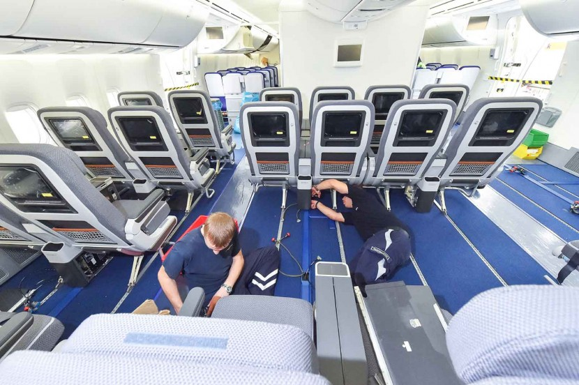 Lufthansa Premium Economy refit to be finished by Autumn
