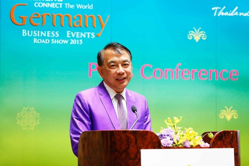 Thailand Strengthens Bilatetal MICE Industry Ties With Germany