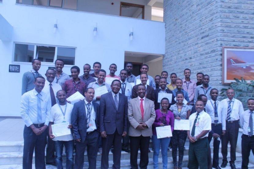 Ethiopian Airlines Aviation Academy Awarded ICAO TRAINAIR PLUS Membership