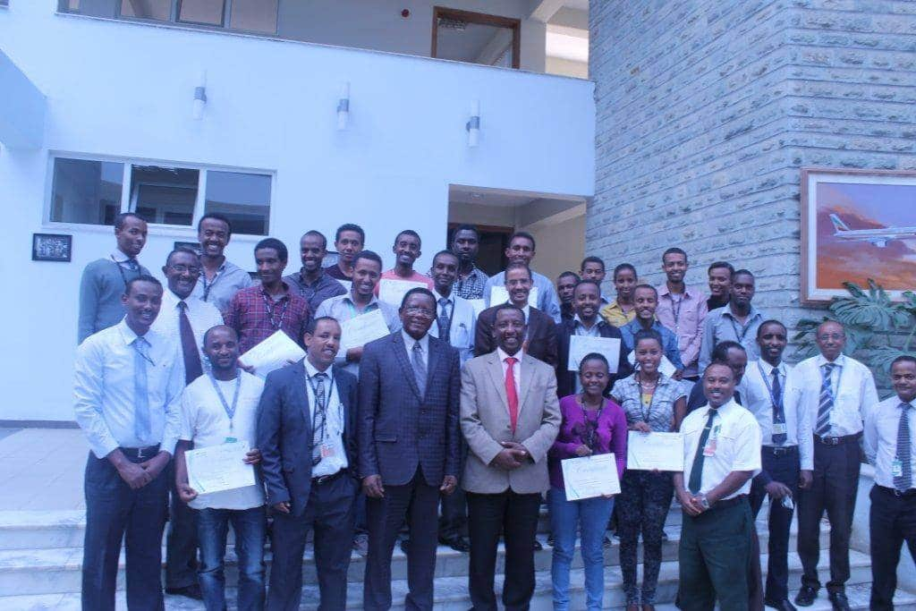 Ethiopian Airlines Aviation Academy Awarded Full Membership of ICAO TRAINAIR PLUS