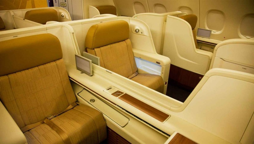 Flying Royal First Class on Thai Airways A380