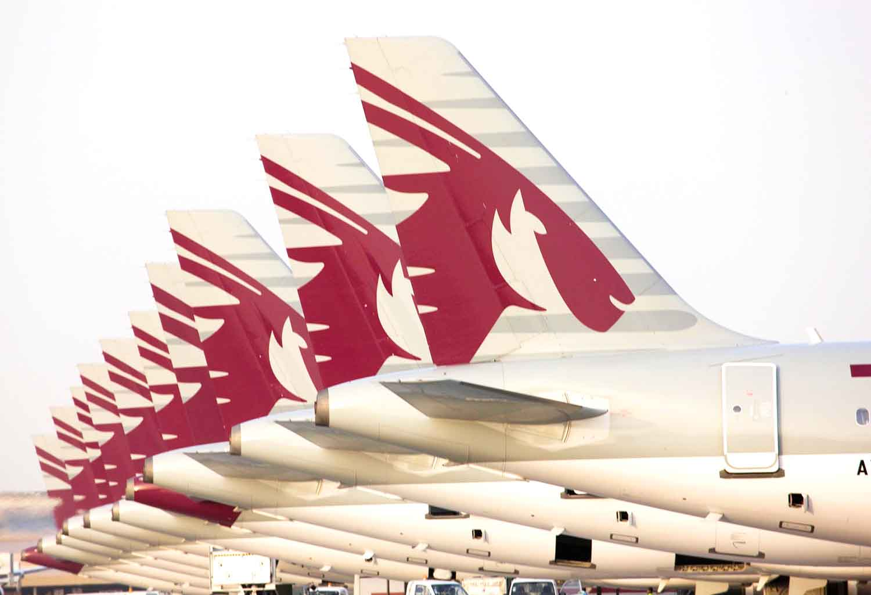 Qatar Airways Air Cargo fleet now includes B747 Freighter.