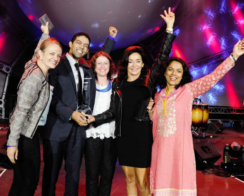 Dubai International DXB Airport wins World Routes Marketing Award 2015