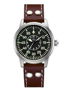 Page and Cooper's pilot watches Laco Tokio