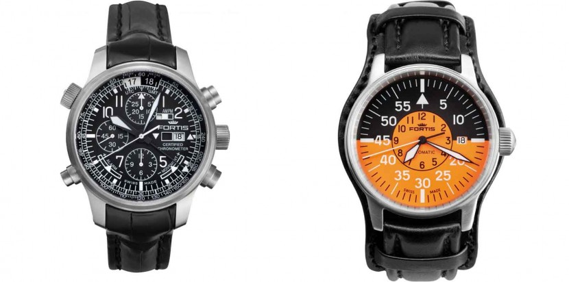 Time Flies with Page & Cooper's Pilot Watches