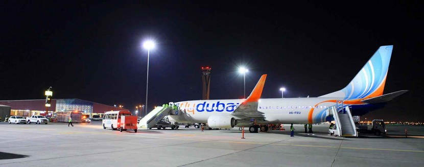 flydubai launches operations from Dubai World Central airport