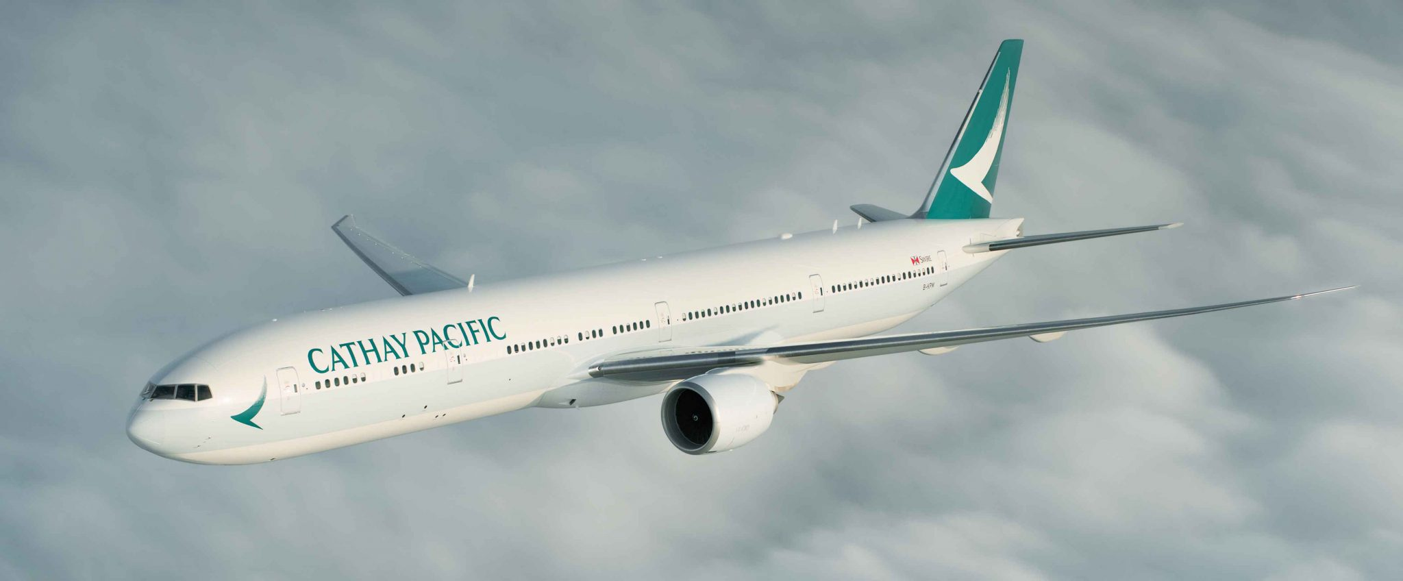 Cathay livery Boeing 777-300ER