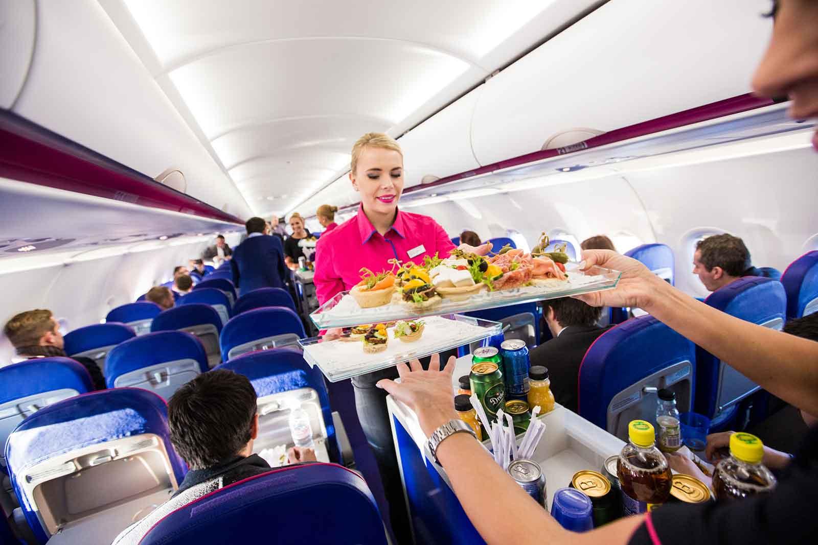 Onboard first Wizz Air A321ceo flight