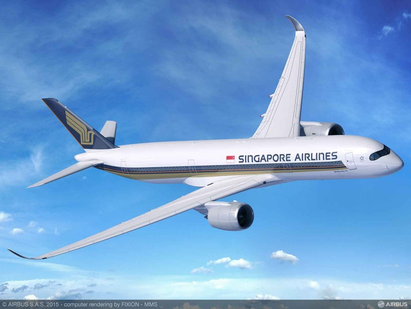 Singapore Airlines to fly A350 on new Düsseldorf route from July 2016