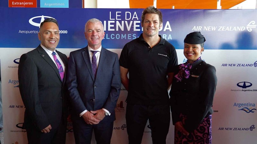 Air New Zealand begins Buenos Aires flights from Auckland