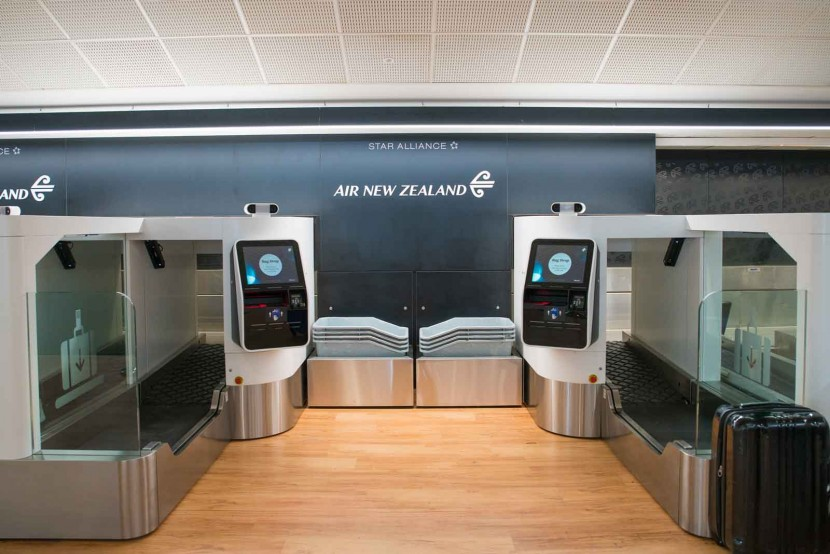 Air New Zealand offer speedy check-in with first biometric bag drop