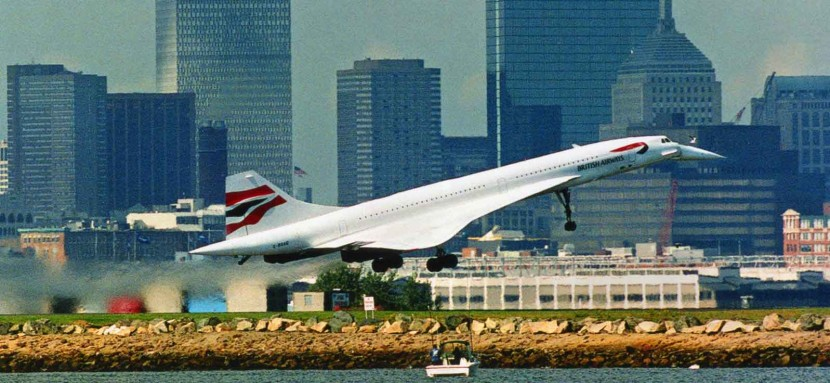 It's 40 years today since BA Concorde flew its first commercial flight