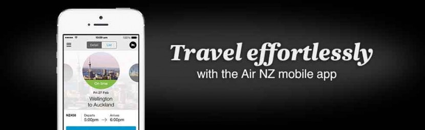 Air New Zealand passengers are 'appy with their coffee ordering