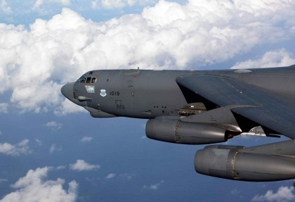 Boeing delivers six enhanced B-52 Bomber Weapons Bay Launchers