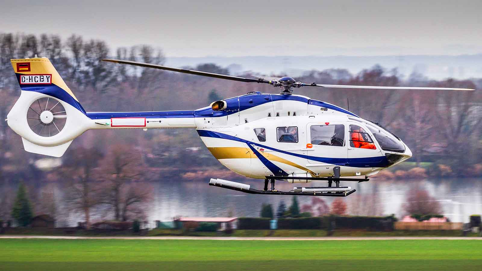 K rfez aviation takes delivery of first h145 mercedes benz for Mercedes benz helicopter price