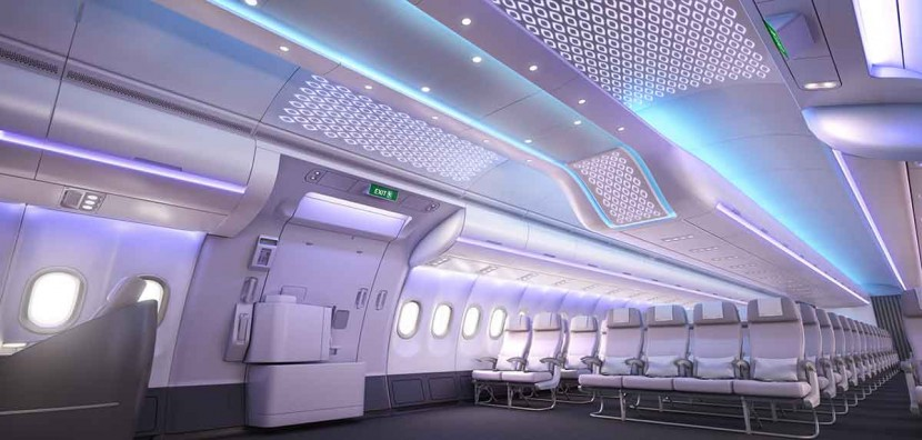 The new Airspace by Airbus Cabin Concept revealed