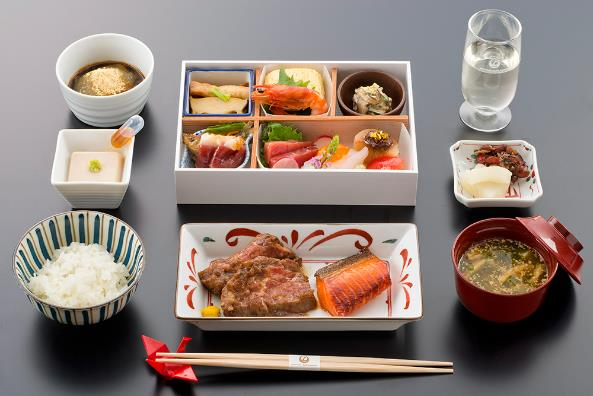 Order Business Class Meal Online With Japan Airlines