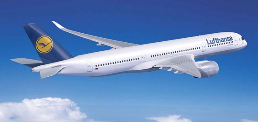 It will be self-service for Lufthansa Business Class passengers on A350-900