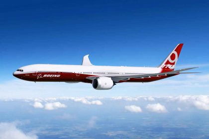 Boeing selects TRU Simulation + Training for 777X Flight Simulator Suites