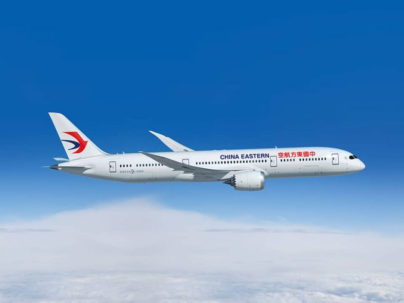 China Eastern Airlines Finalise Order for 15 787-9 Dreamliners