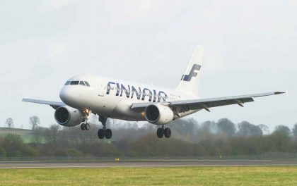 New Finnair Edinburgh service also offers passengers shortcut Asia flights