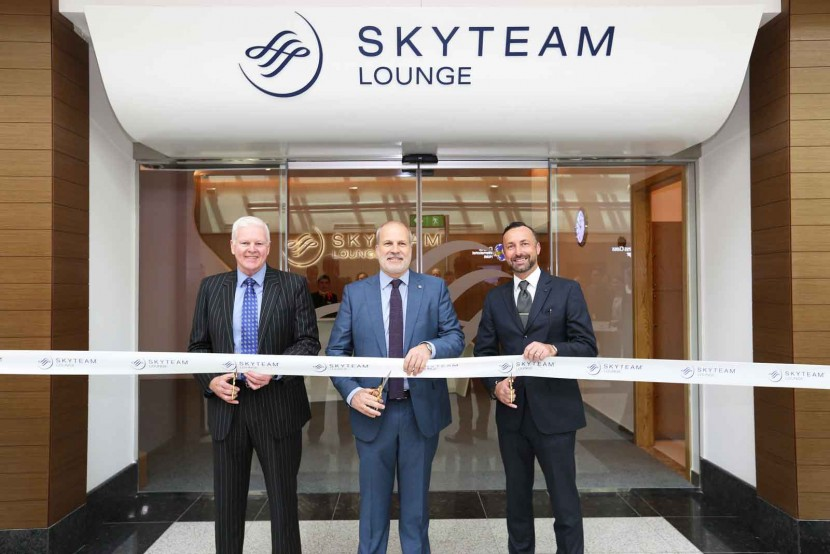 SkyTeam opens new Lounge at Dubai International Airport