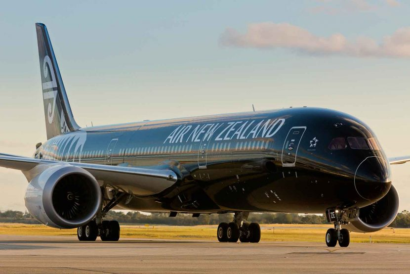 Air New Zealand to increase Buenos Aires flights with 787-9 Dreamliner