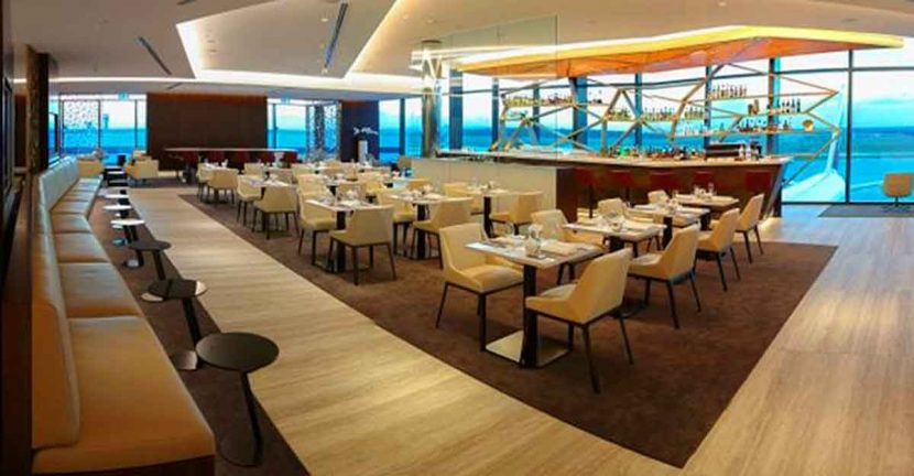 Etihad Airways opens new premium lounge at Melbourne airport