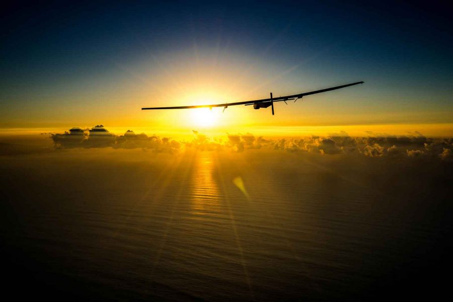 Watch live as Solar Impulse 2 flies around the world @solarimpulse