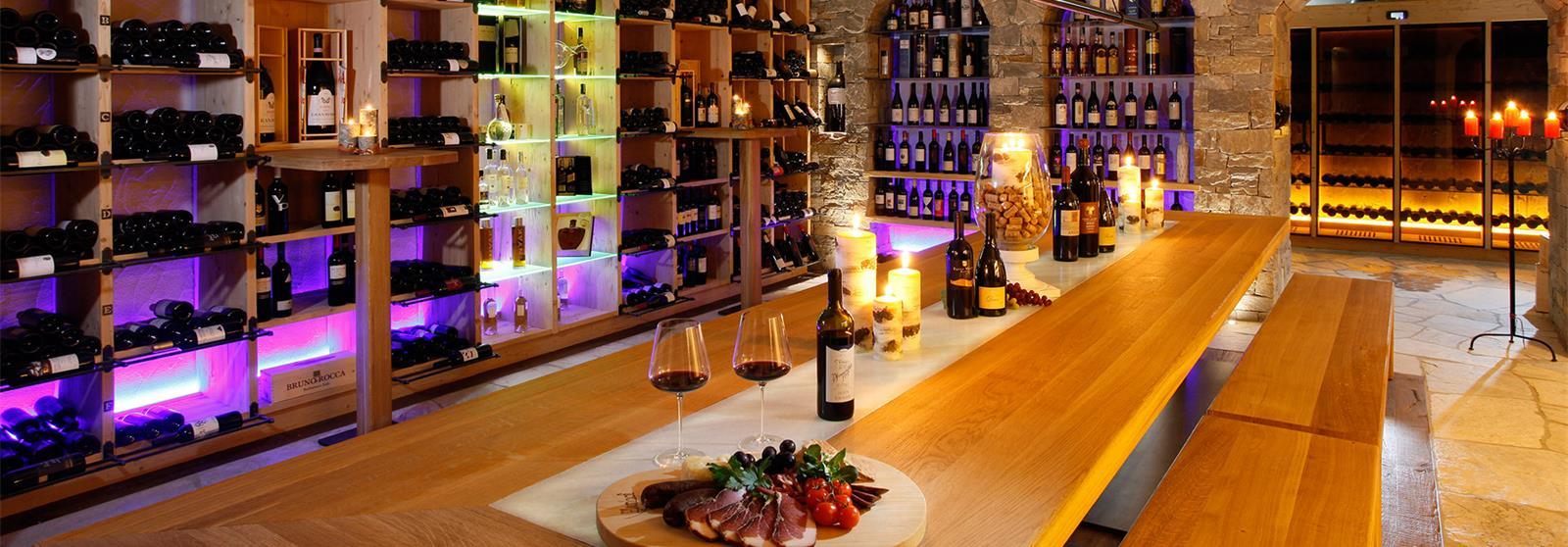 Wine Cellar Experience Plunhof Hotel
