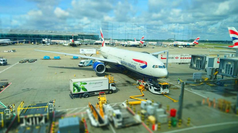 Latest British Airways Flights World Sale Begins Today