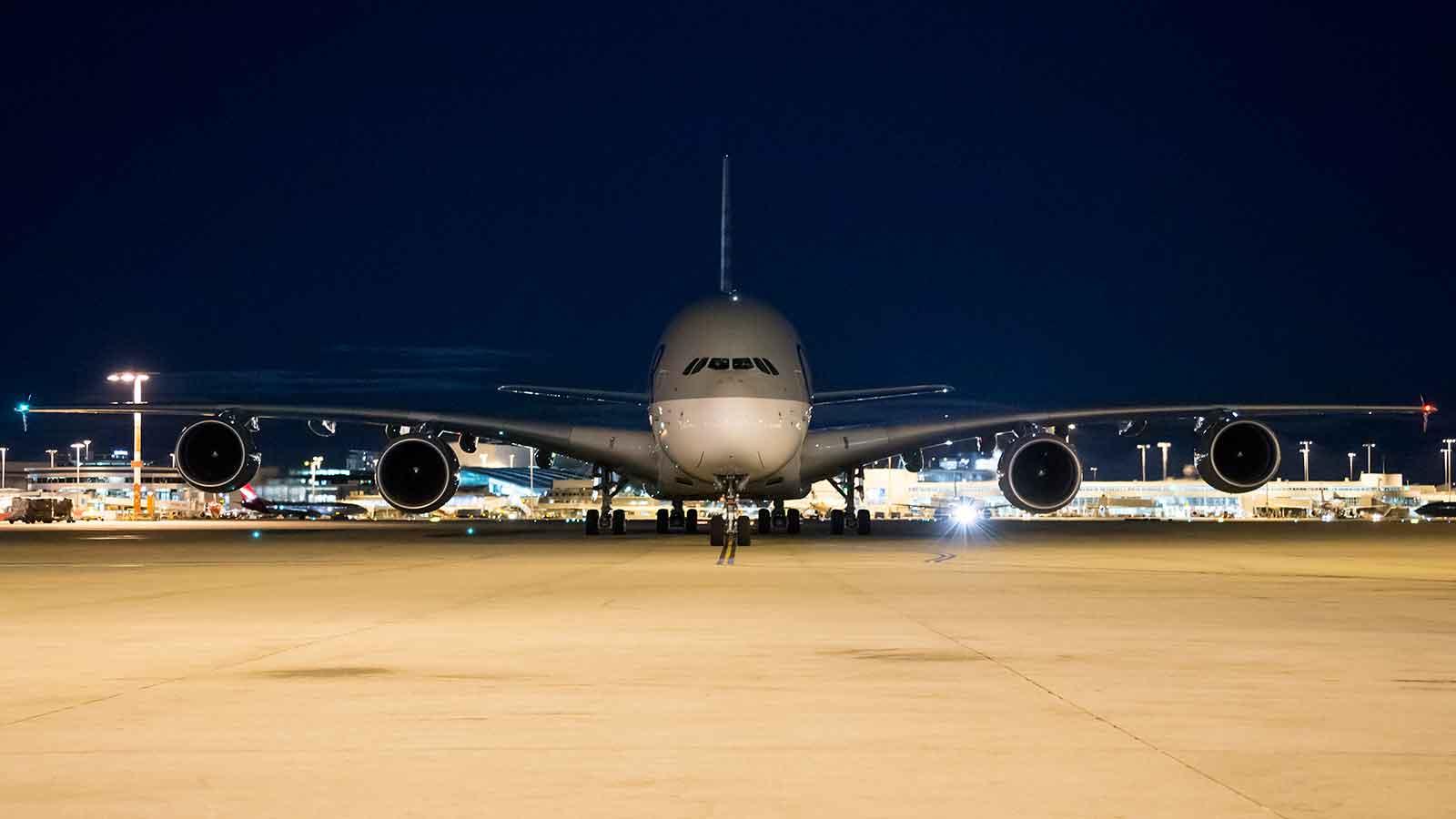 A380-Qatar Airways
