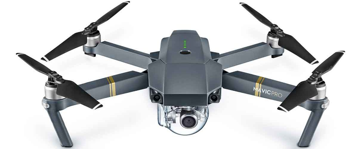 The DJI Mavic Pro Drone has arrived! But is it Karma?