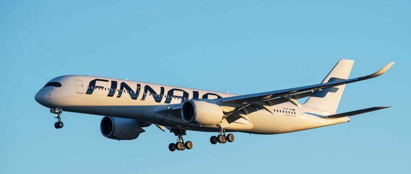 Finnair to increase A350 flights to Tokyo and Hong Kong in summer 2017