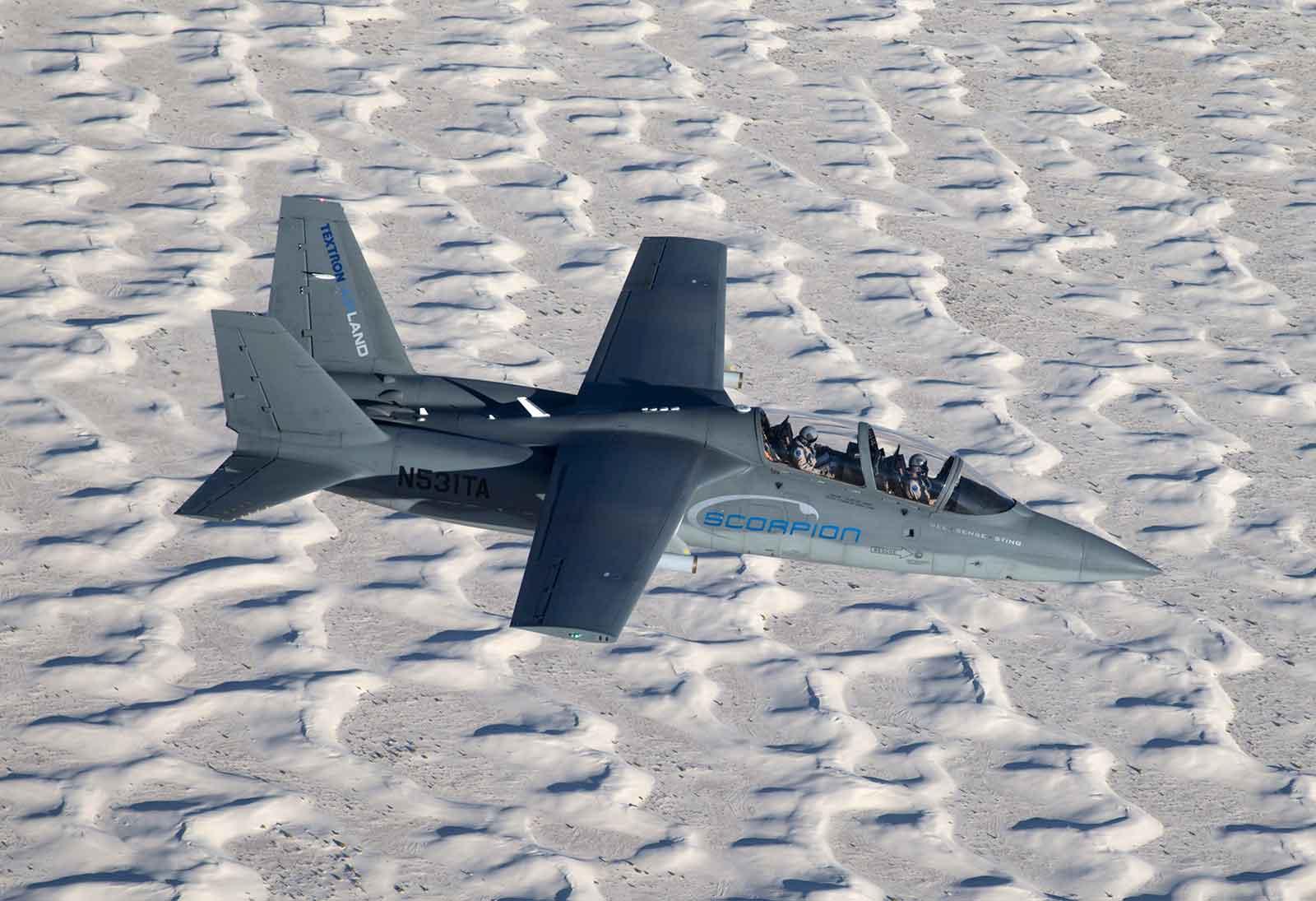 Scorpion Jet