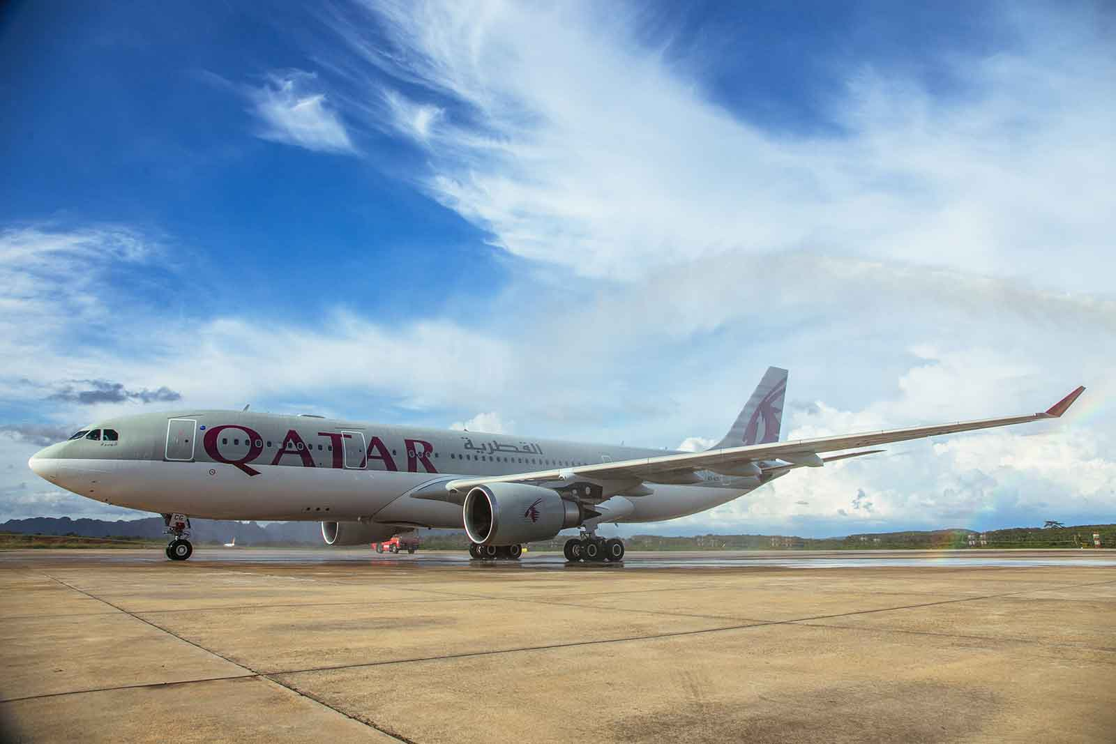 Qatar Airways becomes the first Middle Eastern airline to serve the popular beach destination of Krabi