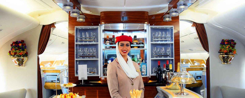 Take A380 flights to Narita Airport Tokyo with Emirates
