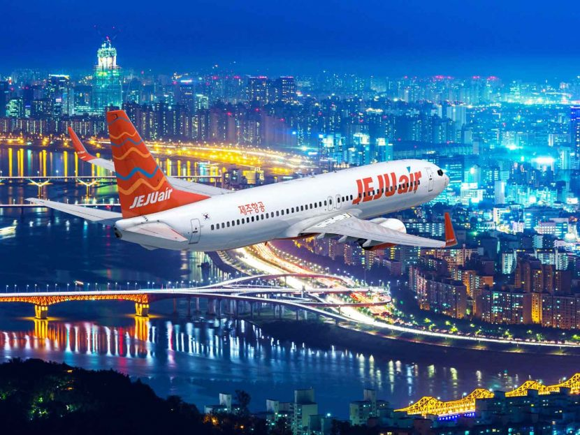 Jeju Air confirm order for Three Next-Generation Boeing 737-800 jets