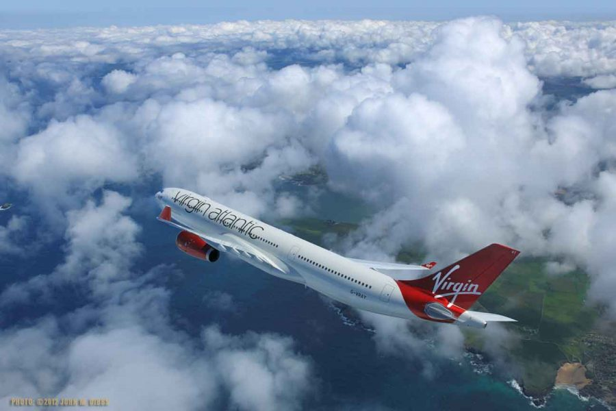 Virgin Atlantic begin direct Barbados flights from Heathrow Airport