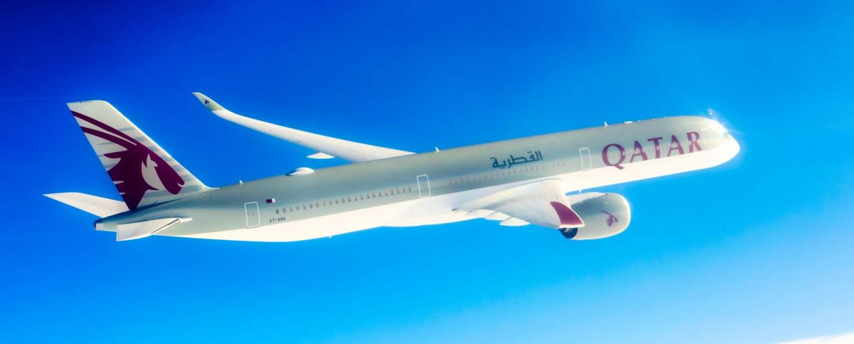 Qatar Airways looks to London with new Airbus A350-1000