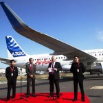 AirAsia was announced as the first operator scheduled to receive a Sharklet-equipped A320 jetliner at the 2012 ILA Berlin Air Show