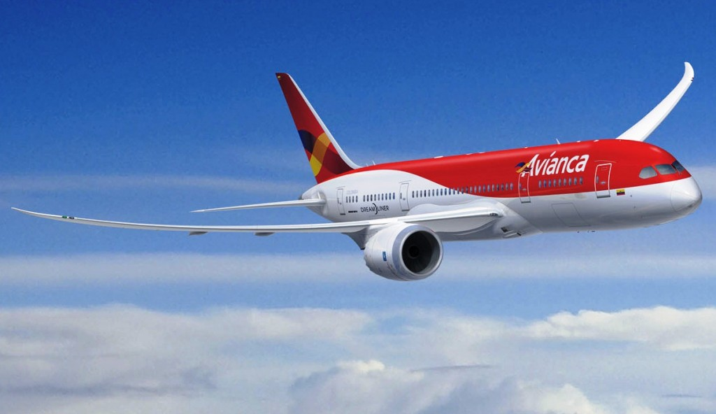 Avianca Airlines order three more Boeing 787 Dreamliners