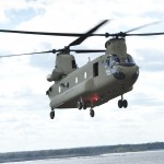 Boeing CH47F Chinook
