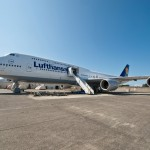 Boeing are ready to deliver the 747-8 Intercontinental to Lufthansa
