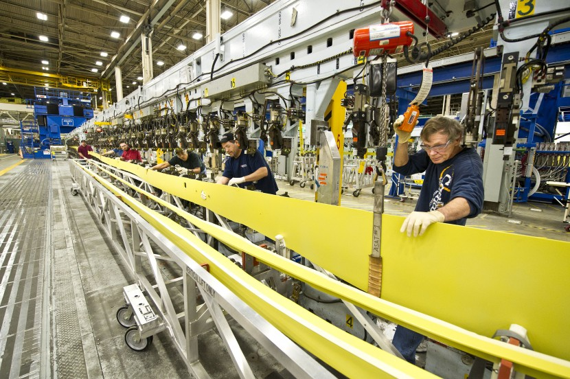 Boeing begins increased production of Next-Generation 737