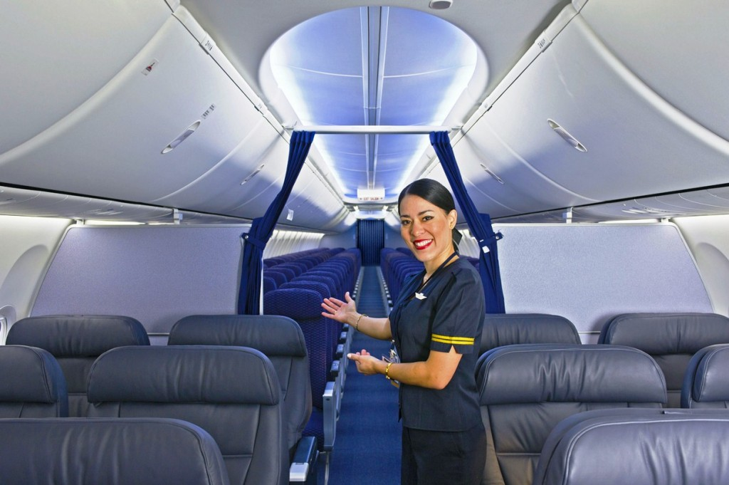 Boeing celebrates the delivery of the 500th 737 with Boeing Sky Interior
