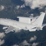 Boeing deliver first Peace Eye 737 Airborne Early Warning and Control (AEW&C) aircraft to the Republic of Korea Air Force (ROKAF)